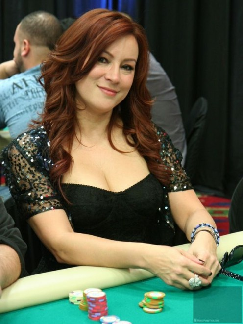 Actor Jennifer Tilly recently tweeted the following statement on Twitter:  Poker tournaments are like life: we're all gonna die, just some of us last longer than others.