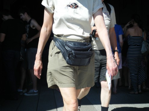Hip-Hip Hooray for the  Fanny Pack