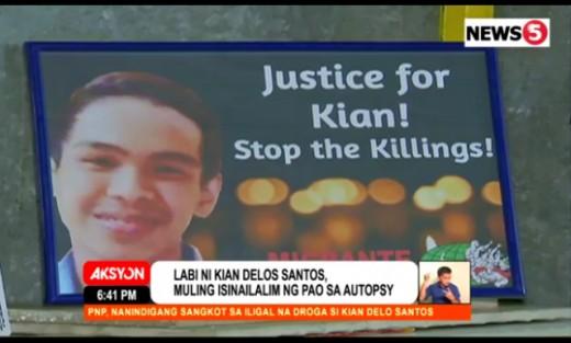 """KIAN """"Pulong"""" Delos Santos"""