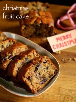 How to Make a Holiday Christmas Cake