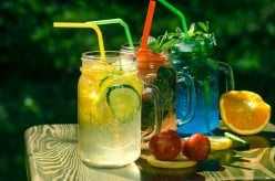 Lemonade in Summer