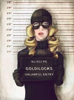 Darkilocks; the Dark Version of Goldilocks
