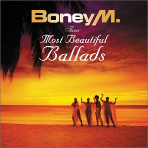 "Boney M., ""Their Most Beautiful Ballads"" (MCI/BMG, 2001) Germany"