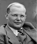Dietrich Bonhoeffer-Christian Theologian, Pastor and Seeker.
