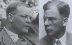 Resisters and Conspirators-Hans Dohnanyi and Dietrich Bonhoeffer