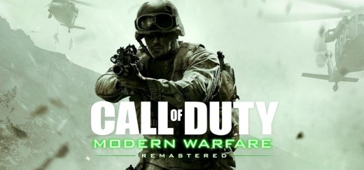 Call of Duty: Modern Warfare Remastered - remaster or 2007's Call of Duty 4: Modern Warfare