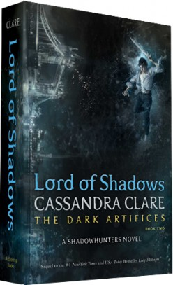 Cassandra Clare: Lord of Shadows - What Happened?