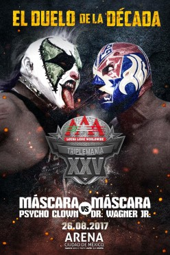 The Longest Triplemania XXV Preview