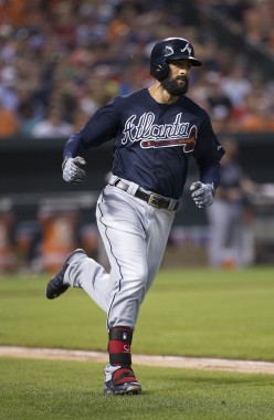 Nick Markakis: Outfielder an unlikely future 3,000 hit club member