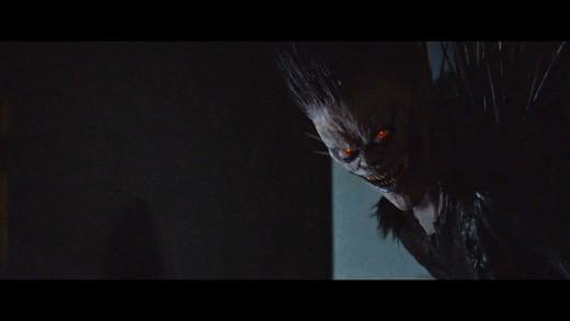 Ryuk, the Shinigami (William Dafoe)