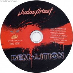 "Review: ""Demolition""  by heavy metal band Judas Priest their best album since Painkiller"