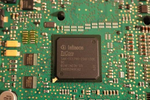 TriCore Processsor