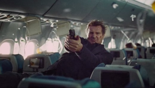 Neeson delivers on the action front - naturally - but the story feel improvised and lets him down