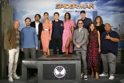Image by Sony Pictures: Spider-man: Homecoming is the latest movie to feature a diverse cast.  The story is solid, acting spot on, and none of the characters feel like throw aways.  If this is the divide between being diverse and being token?
