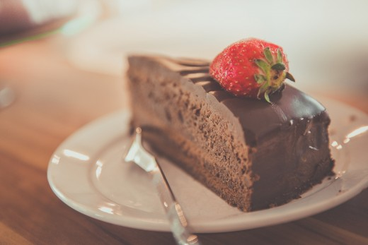Chocolate Cake by Pexels