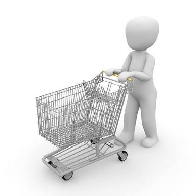 You can save time by shopping online and also avoid traffic and long queues at shopping malls