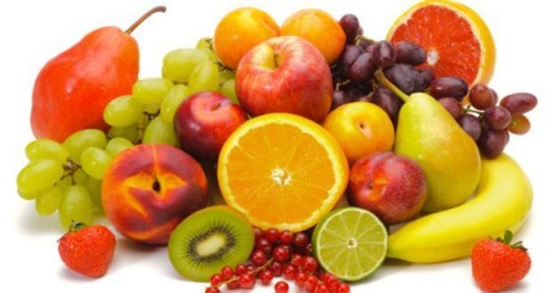 Energy boosting fruits