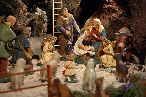 Jesus Christ was born
