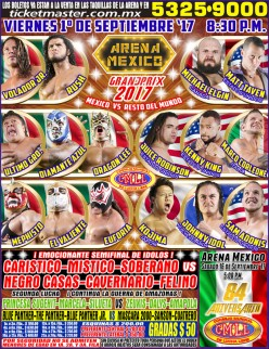 CMLL International Gran Prix Preview!