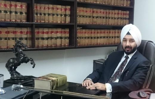 Karan S Thukral, Lawyer