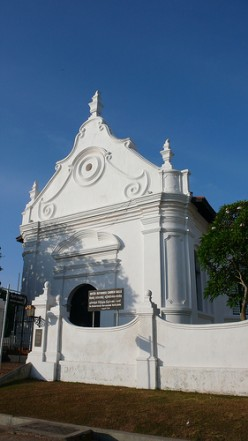 Fort Galle Mosque, by Augapfel (http://www.flickr.com/photos/qilin/)