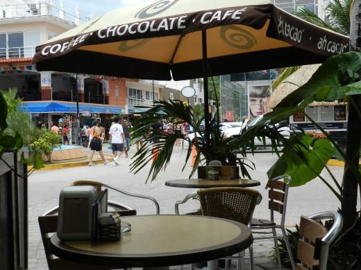 ah cacao cafe
