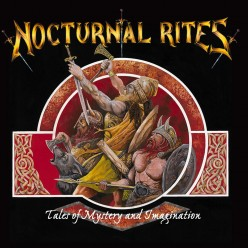 "Review: ""Tales of Mystery and Imagination"" by Swedish power metal band Nocturnal Rites"