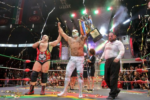 CMLL International Gran Prix 2017 Review