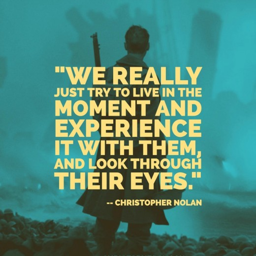 What Christopher Nolan said about his movie