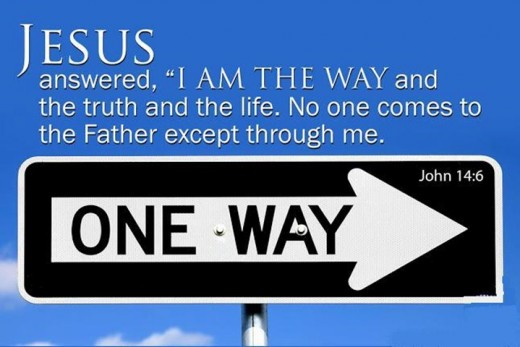 There is No Other Way!!