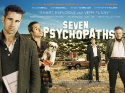 Seven Psychopaths (2012) Review