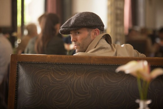 Statham is given a rare comedic role and reminds us how good he is.