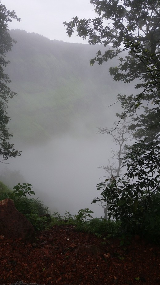 Fog in Matheran