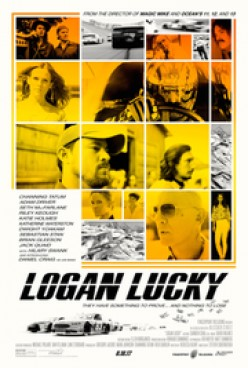 A Family Heist Affair: Logan Lucky