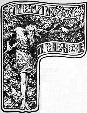The Sacrifice of Odin