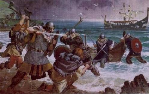 Vikings in War
