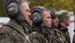 Russians Are Staging Drills in the Caucasus