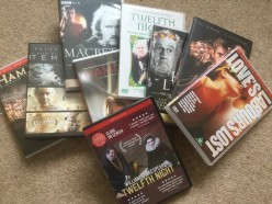 Shakespeare on DVD: Some Recommendations