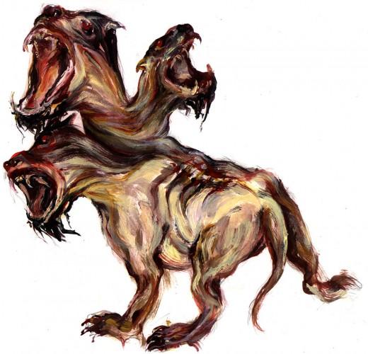 Cerberus (Hellhound)