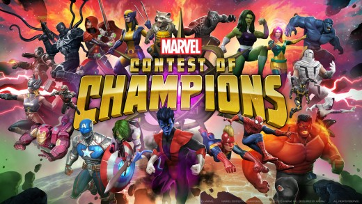 Contest of Champions Poster