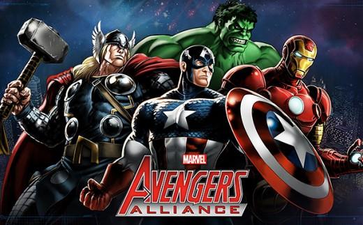 Avengers Alliance Poster