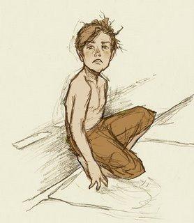 A Changling boy