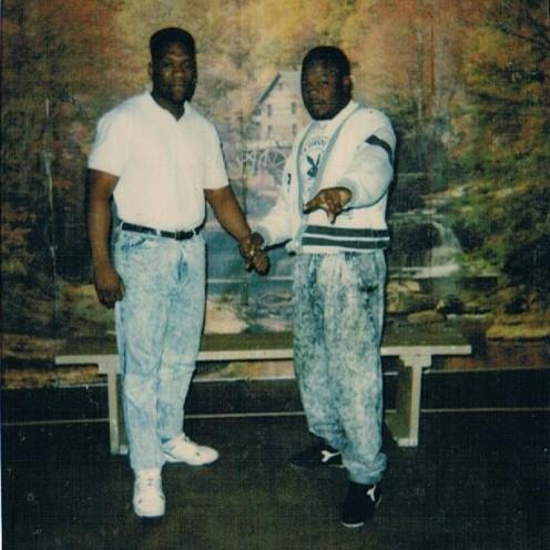 Wharton Tract Unit, Reggie Boswell & Leonard Thomas (1990)