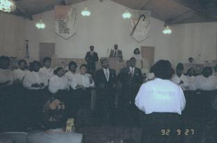 Holy Temple COGIC Choral Ensemble (1992)