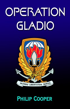 Operation Gladio - Chapters 9,10 and 11 - A Novel by Philip Cooper