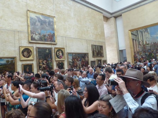 The Mona Lisa - Reality
