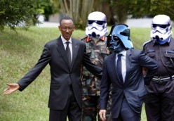Diary of a Mass Murder: The Journals of Paul Kagame