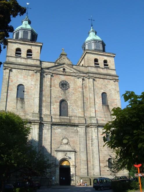 Cathédrale Saints-Pierre, Paul et Quirin, Malmedy