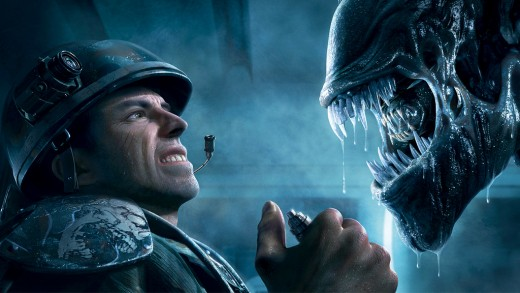 "Aliens and Predators Combined Comes Together to Make Aliens vs. Predator. This is a reboot That Would Get Fans Itching to See More Fearsome ""Aliens"", and Hunter-Built ""Predators"""