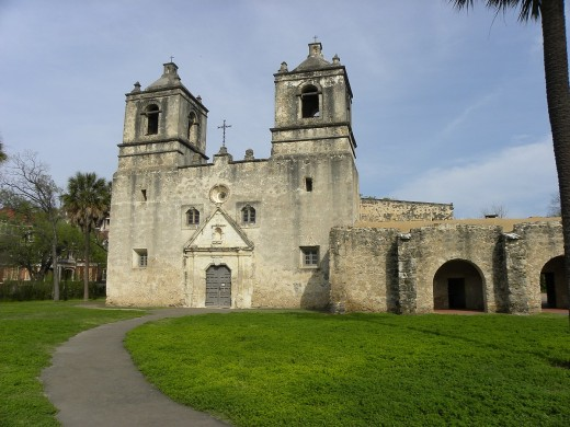 Mission Concepcion was established in the early 1700s by the Spanish, to relieve the over crowded Mission San Antonio de Valero (later renamed The Alamo), which was filled with refugees from the closed missions in east Texas.